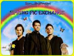 Banner for Spn_BigPretzel Spring Fic Exchange