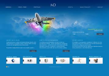 Media Designers layout by 9gods