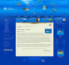 Internet Aquatics: layout