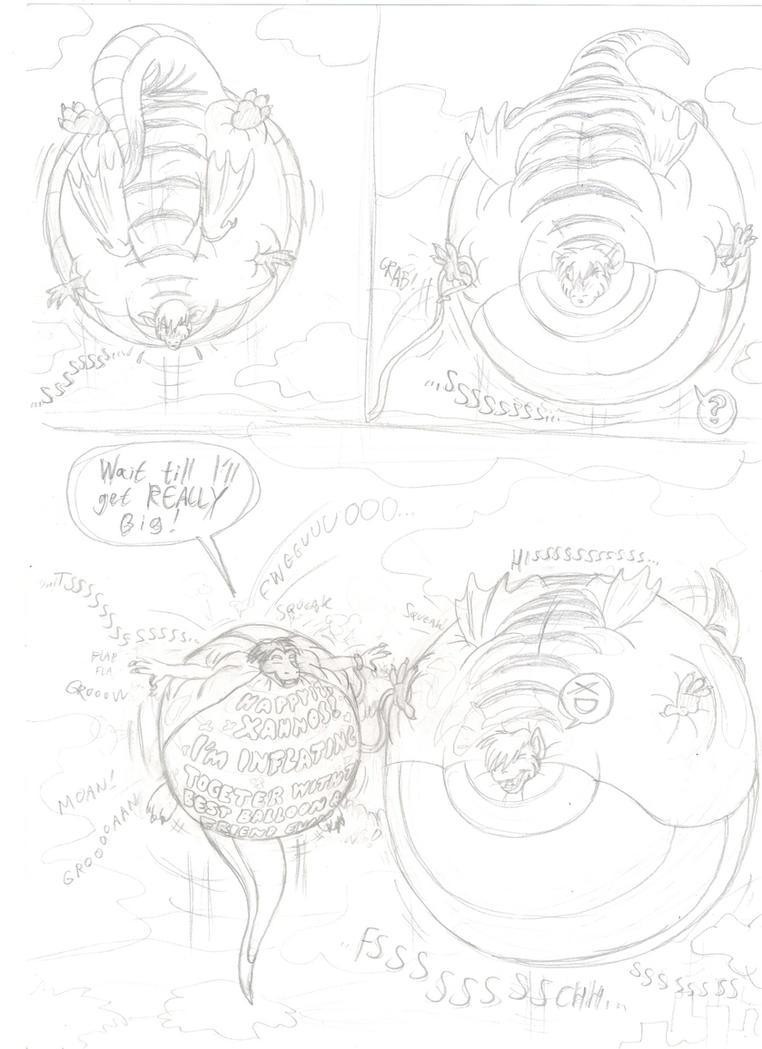 Happy bloat-day Xahnos page 2 by fatfloater