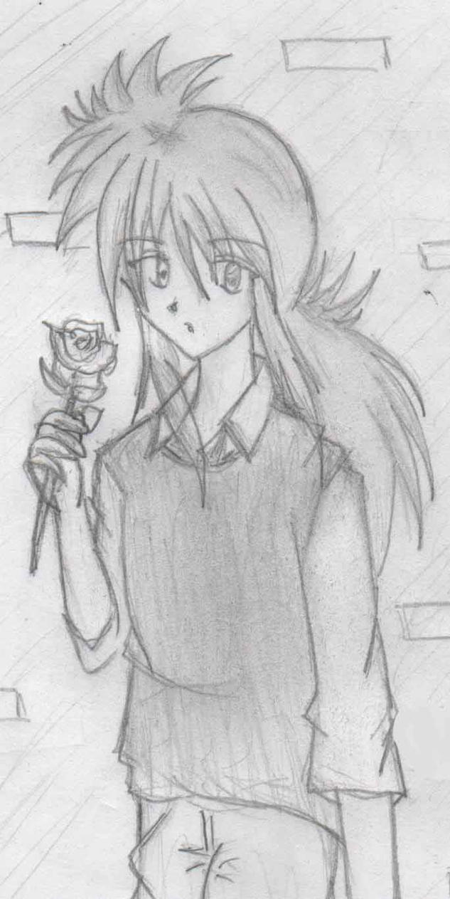 a rose for you? by kamiya16