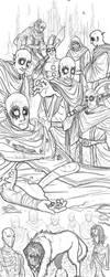 Mistborn Tribute in progress by axt234