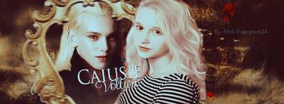 Caiusie Volturi by OnlyException24