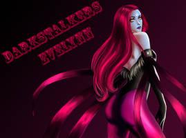 Darkstalker Evelynn by yatsuakumahichigo