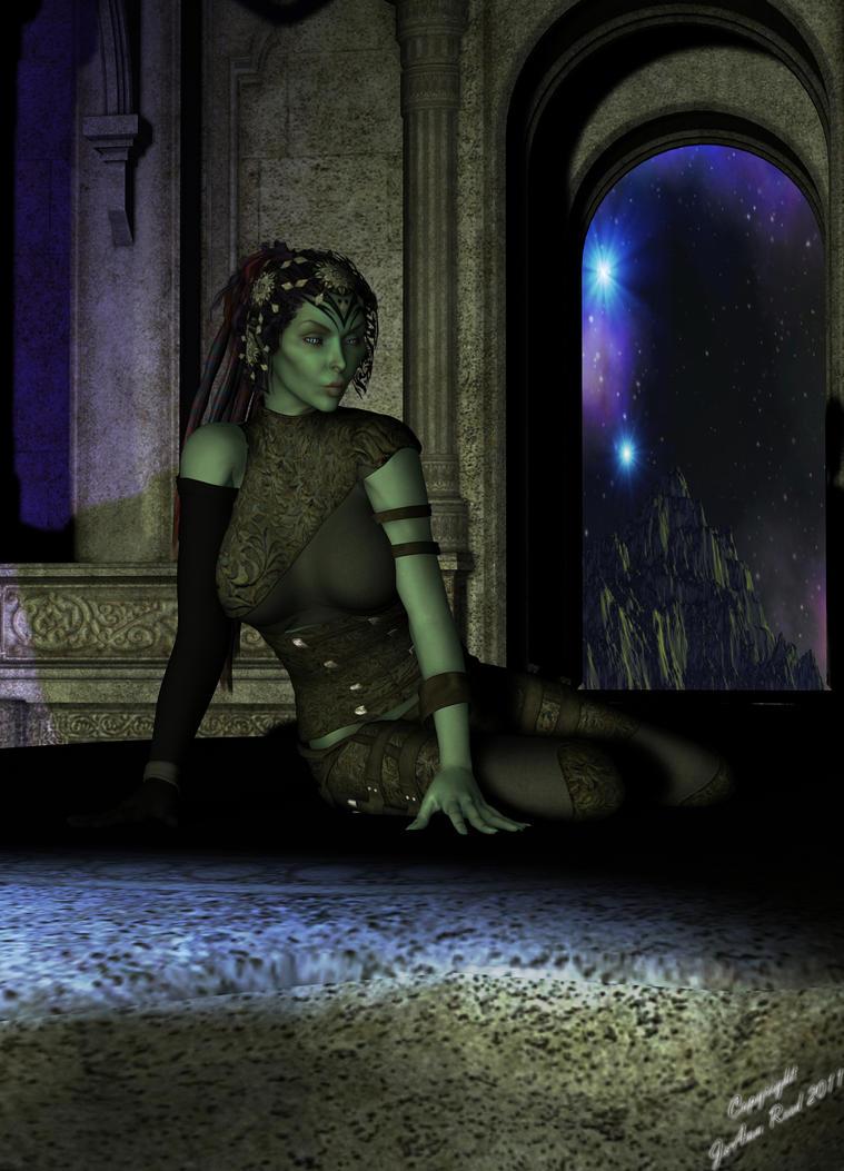 Vashiri'Dala by JadeEclypseDesigns