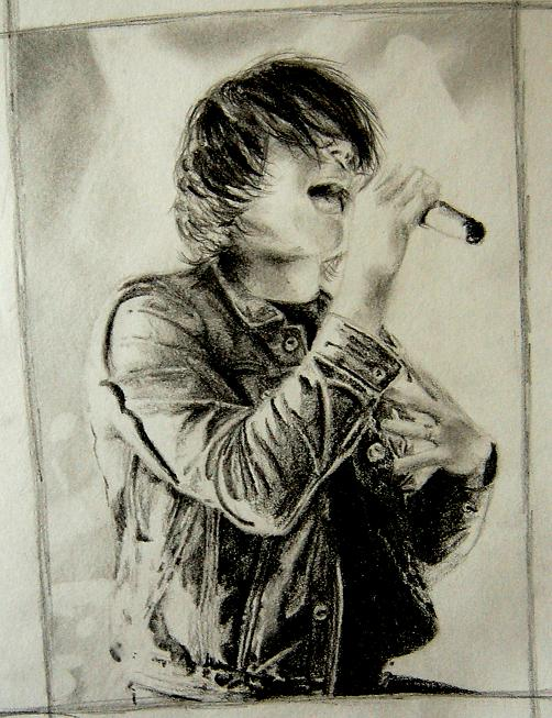 Gerard Way III by Zlou