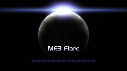 ME3 Lens Flare