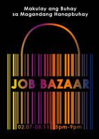 Job Bazaar Poster ver.1 by souperdana
