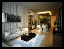 living room by Neellss