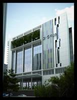 Office building by Neellss
