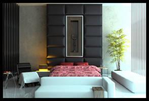 my bed by Neellss