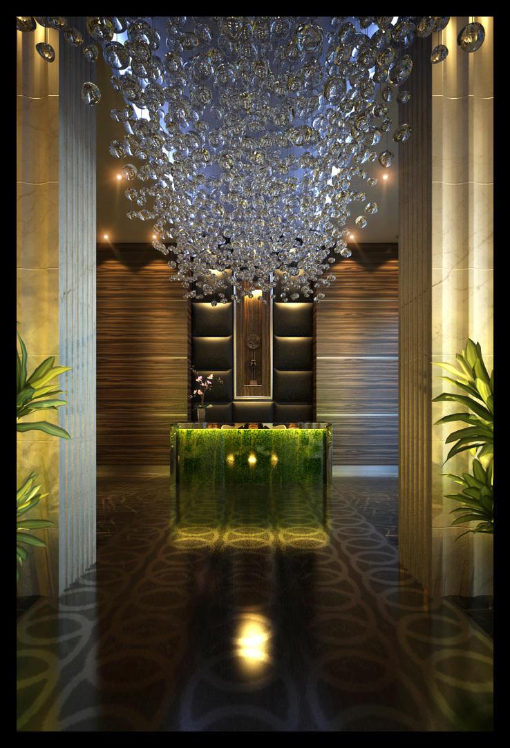 Lobby by Neellss