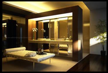Wash Room by Neellss
