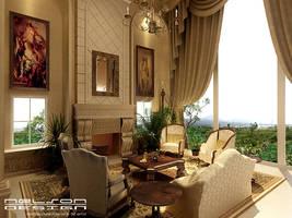 sitting room - day by Neellss