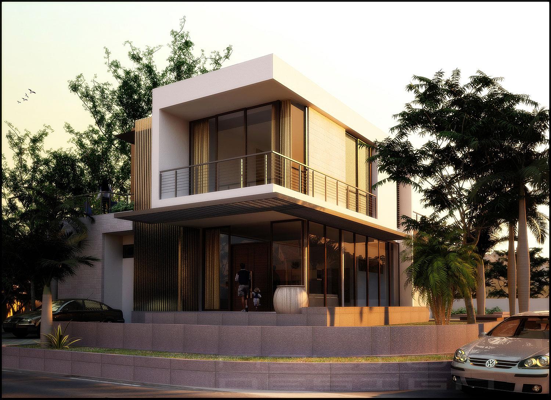 Box house update by neellss on deviantart for Box design homes