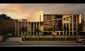Modern house by Neellss