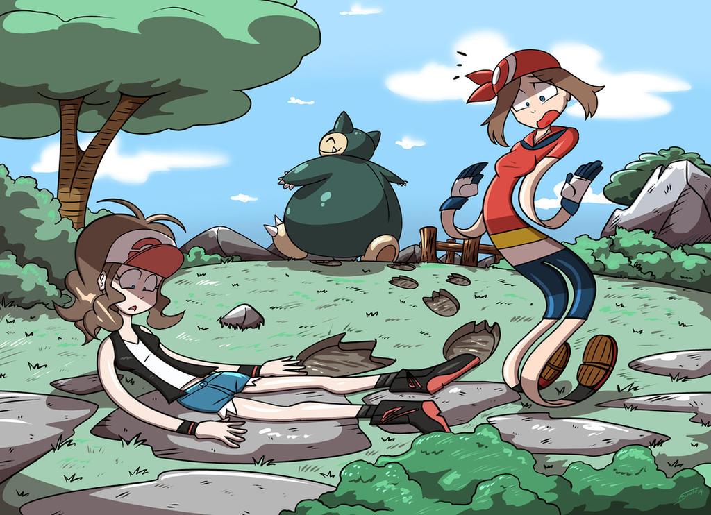 pokemon how to get the pokeflute
