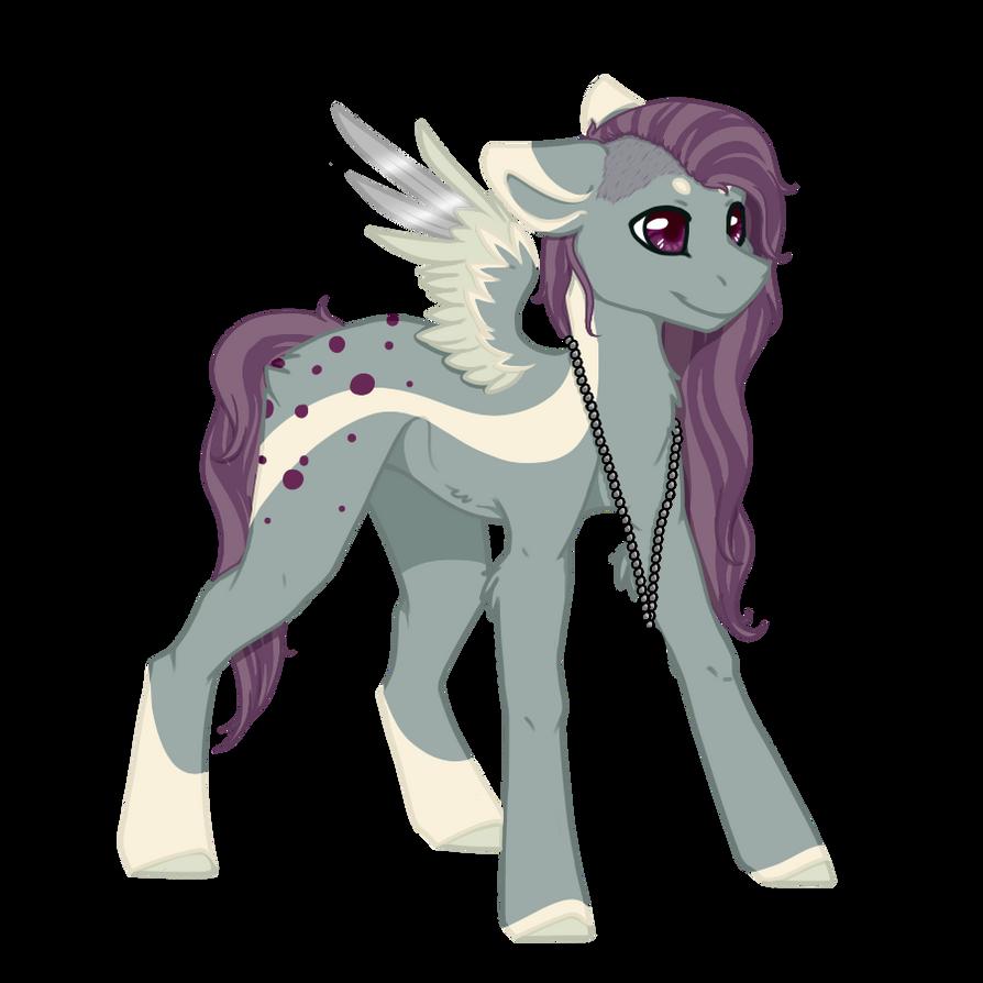 Ponysona InkDancer by LeoxLinx