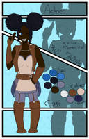 [REF] Astracea the Bard by xxGaea