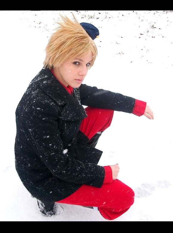 Ice Cold by SporkRuler