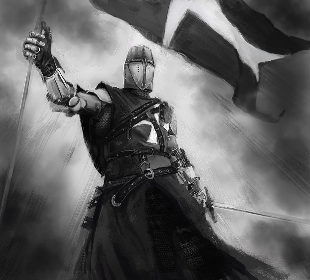 Crusader by gvc060905Christian Crusaders Wallpaper