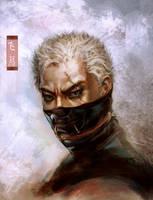 Tenchu Rikimaru Shinkurou by gvc060905