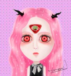 Pastel Doll by Mazrak18