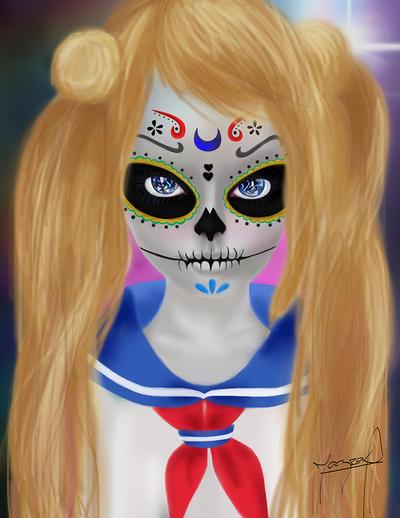 Sailorskull by Mazrak18