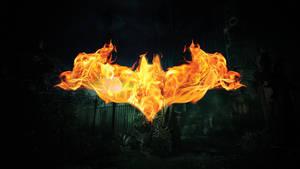 Flaming Bat