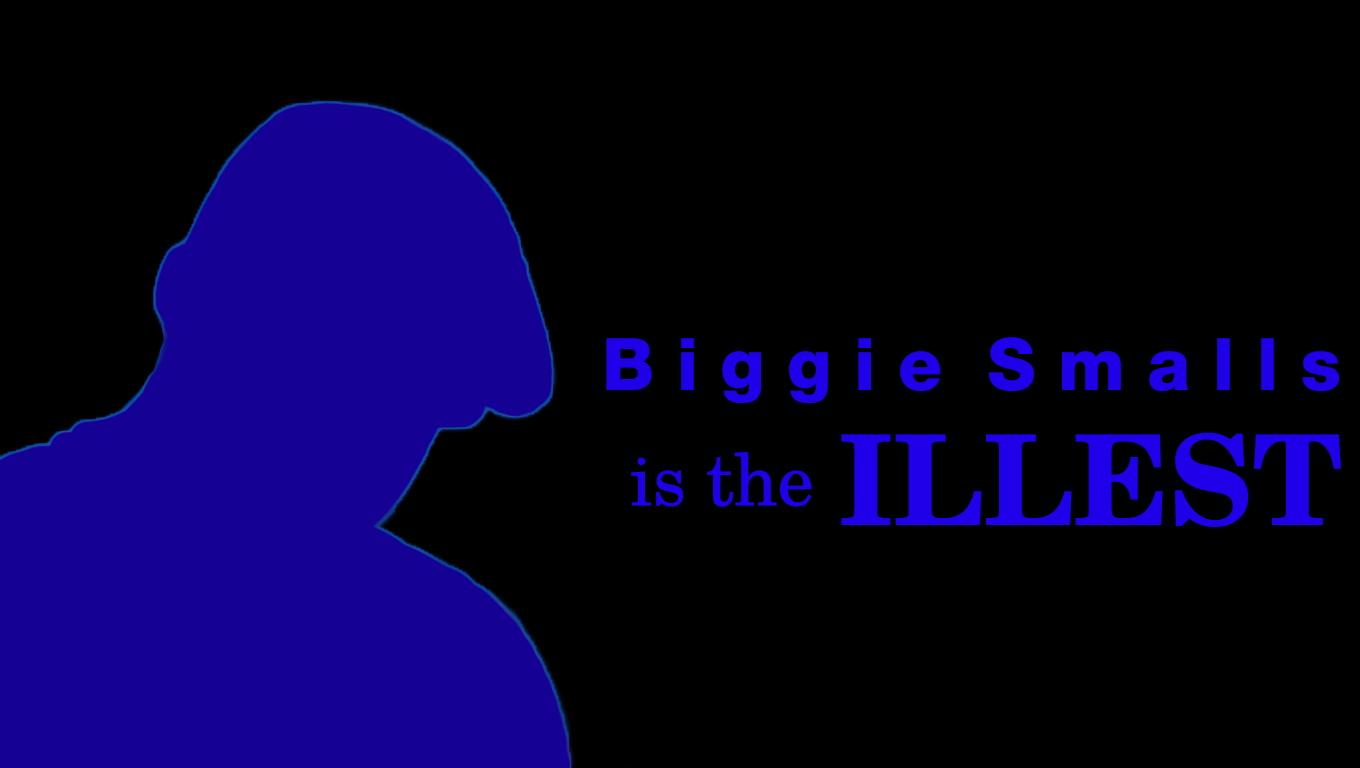 Biggie Smalls Wallpaper 768p By TheRealSneakman