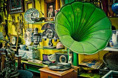 green music by tx2z