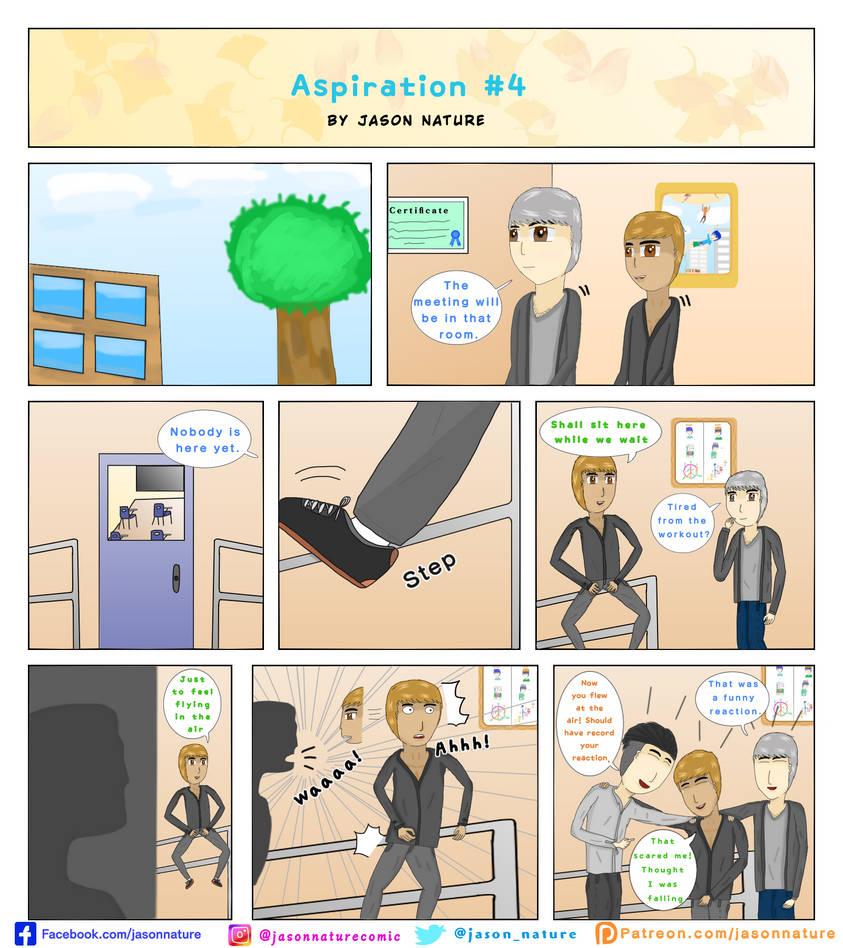 Aspiration, Episode 4 by JasonNature