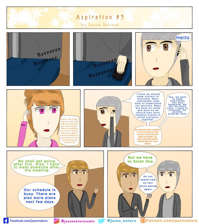 Aspiration, Episode 3 by JasonNature