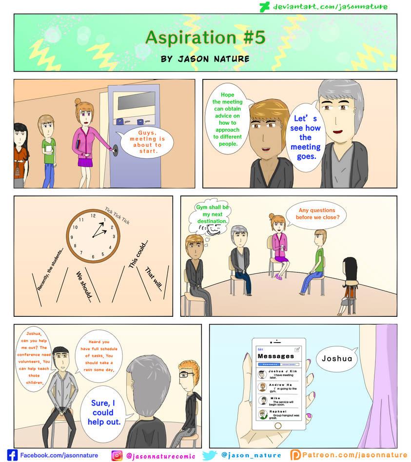 Aspiration, Episode 5 by JasonNature
