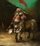 Centaur-Warlord