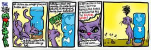 Lilly Monster by briankinneysgawd