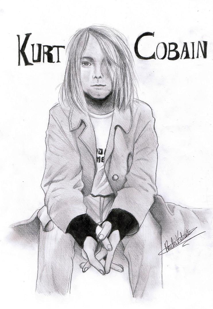 Kurt Cobain by Nasuki100