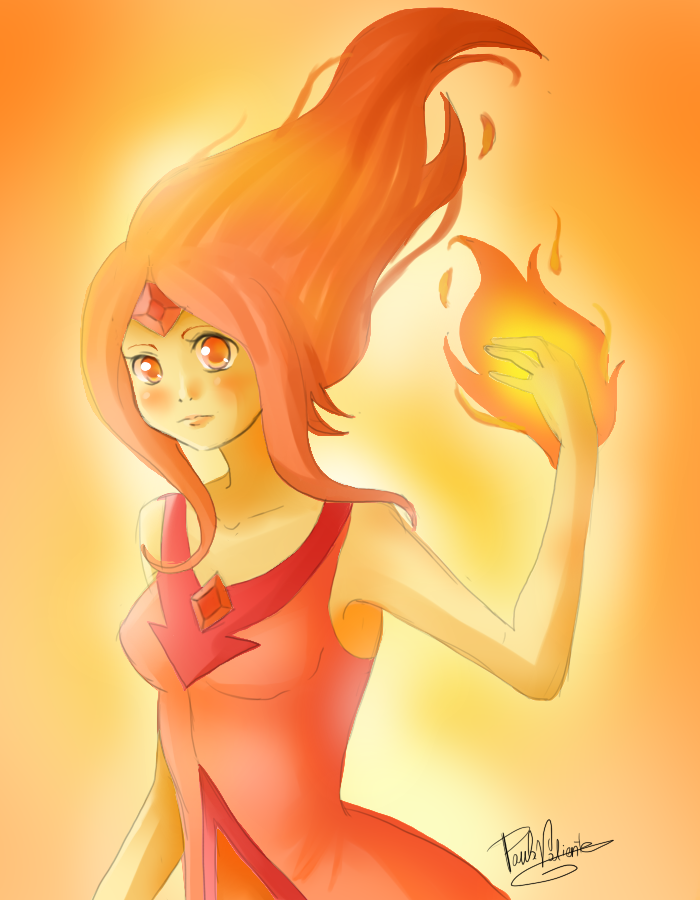 flame princess coloring pages anime - photo#34