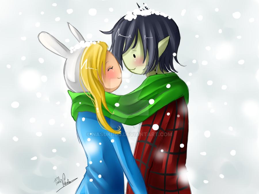 I just need your warmth by Nasuki100