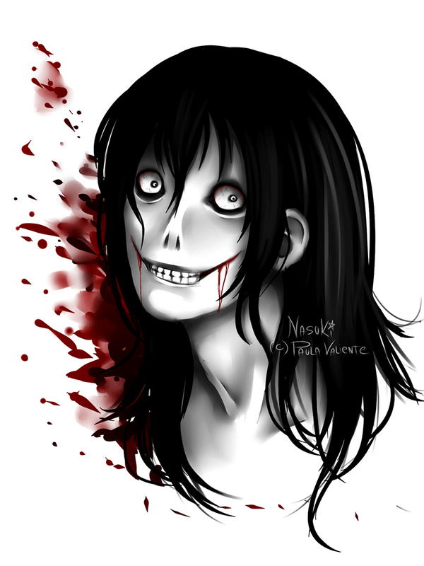 Jeff the killer by Nasuki100