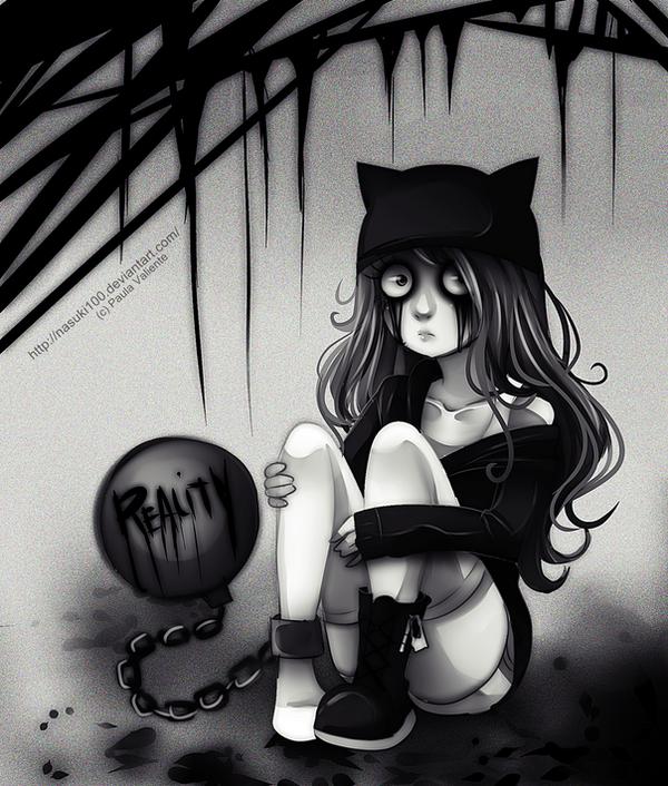 Reality is a prison by Nasuki100
