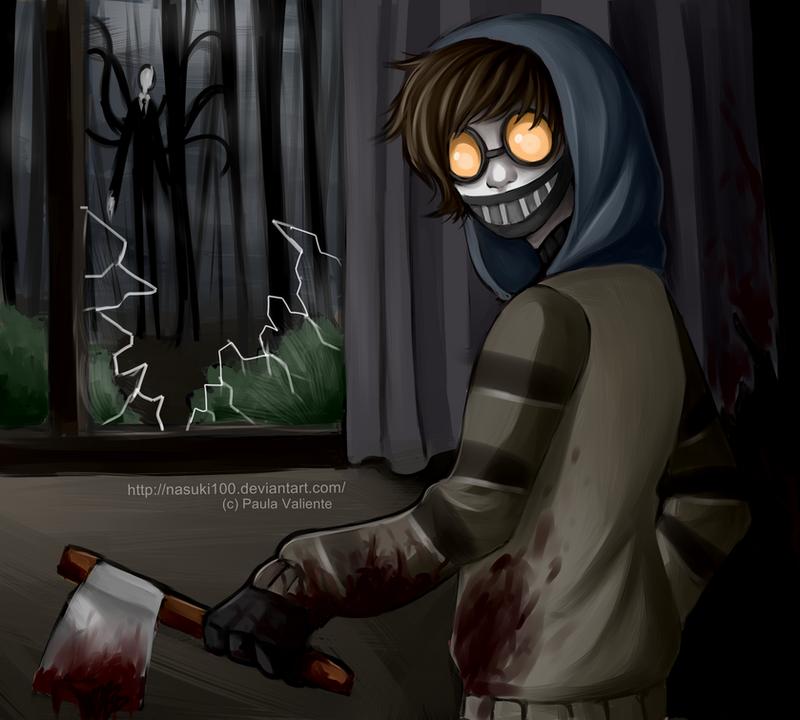 CreepyPasta Stories - Story 44: Ticci-Toby - Page 1 - Wattpad