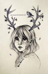 Nature Elf by Nasuki100