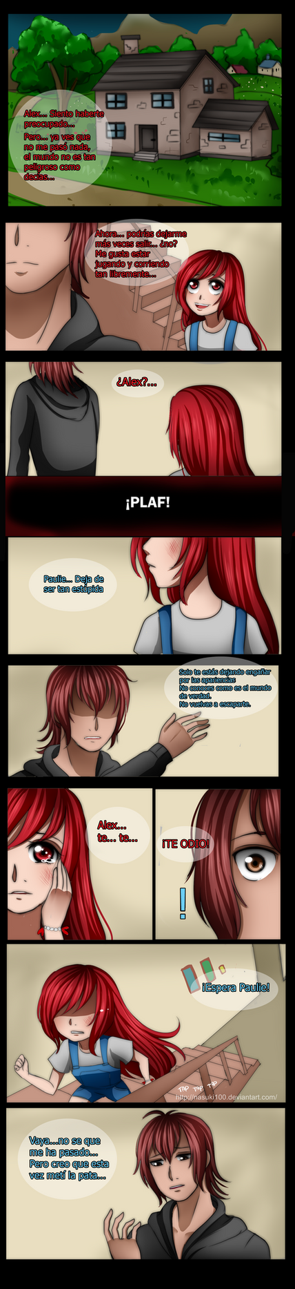 Cherry Pau - pag 18 [translation in description] by Nasuki100