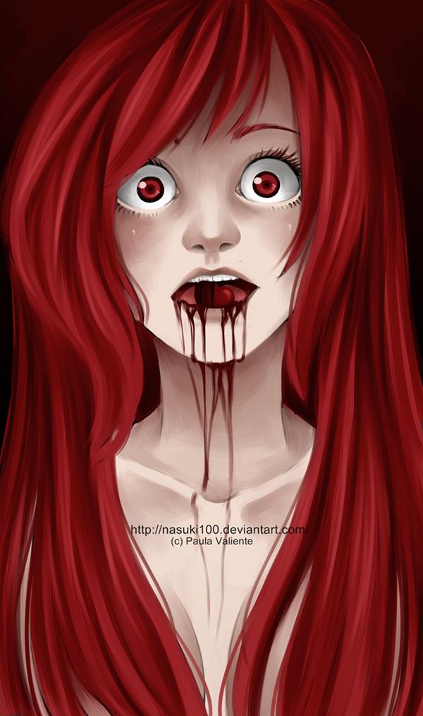 Bloody Cherry by Nasuki100