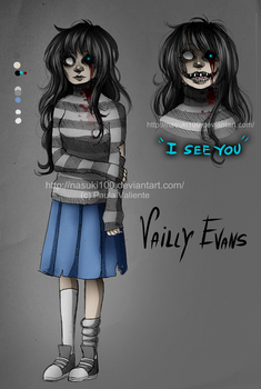 Vailly Evans