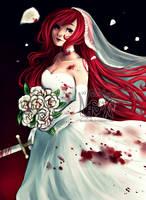 Bride Cherry Pau by Nasuki100