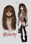 Bloodny - Original Character