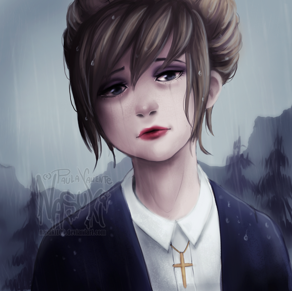 Kate - Life is Strange by Nasuki100 on DeviantArt