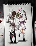 Bloodny and Killty